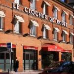 hotel clocher de rodez toulouse
