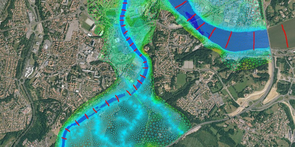 Hydrological Modelling in Bayonne