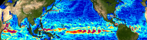 OCCIPUT Project : Upper Ocean Velocity zoom