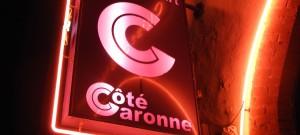 """Restaurant """"Côté Garonne"""""""